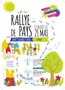 Rallye de Pays 21 mai