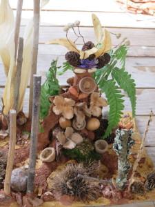 Créations argile et plantes