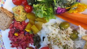 zoom assiette cuisine sauvage 2020
